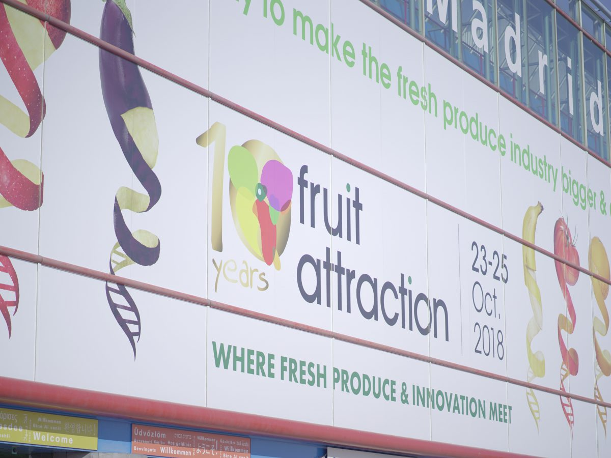 FRUIT ATTRACTION (MADRID)