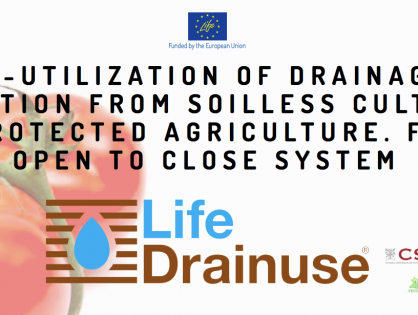 PROYECTO LIFE DRAINUSE