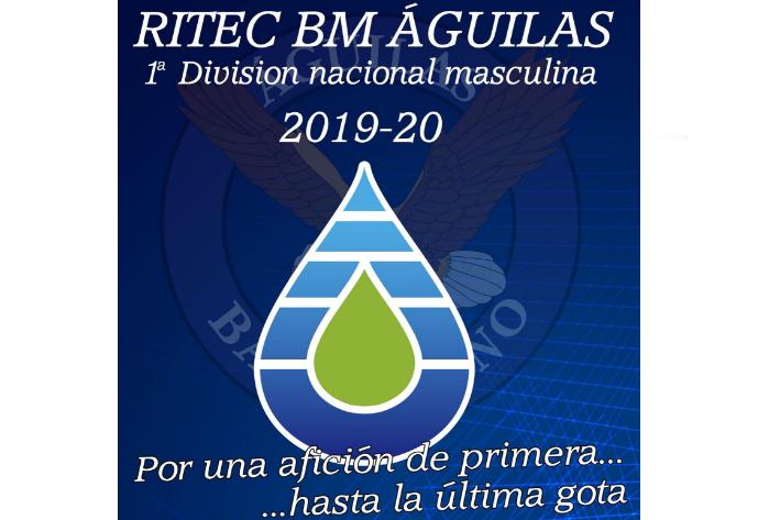 RITEC CON EL BALONMANO DE ÁGUILAS