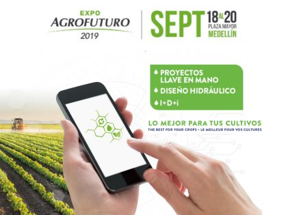 RITEC EN LA FERIA EXPO AGROFUTURO (COLOMBIA)