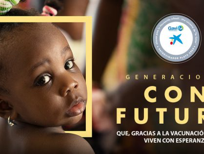 APOSTAMOS POR EL FUTURO DE NUEVAS GENERACIONES
