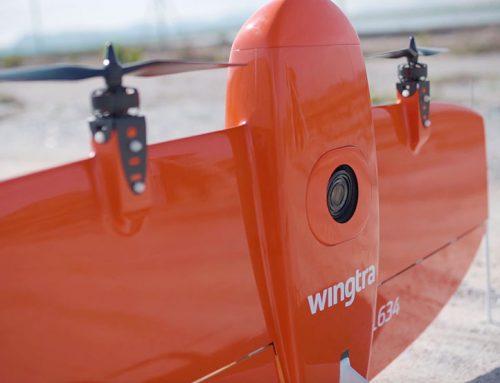 A la vanguardia de la Fotogrametría y Teledetección Aérea