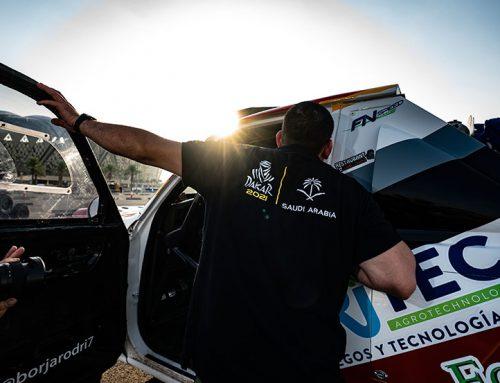Ritec en la carrera más dura del mundo con el equipo Automotor4x4
