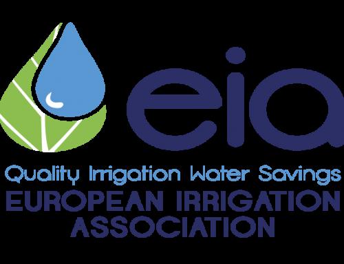 Ritec forma parte de la Asociación Europea de Riego (EIA)